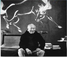 Tyrus Wong, legendary Chinese American painter, concept artist and motion picture production illustrator