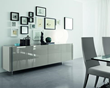 Fly Grey Buffet, Rossetto Buffets and Cabinets from FLY GREY DINING collection, R349304000L76