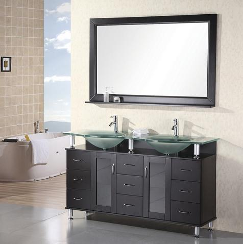 com has introduced a guide to the top ten bathroom vanity brands