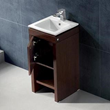 Vigo VG09010118K1 - 16-inch aristo single Bathroom Vanity