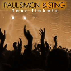 Paul Simon And Sting Tickets