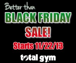 Total Gym Announces Ea...