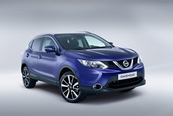 Great deals on the outgoing Nissan Qashqai or pre order the new model