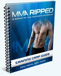 mma workout routine how mma ripped
