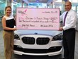 Bill Jacobs BMW Presents $2500 to Susan G. Komen Chicagoland from...