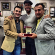 Romeo Santos at Avianne & Co.
