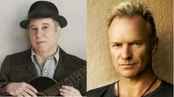 Paul Simon & Sting Tour Tickets at QueenBeeTickets.com