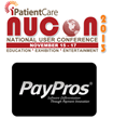 PayPros® to Exhibit & Sponsor at iPatientCare National User...