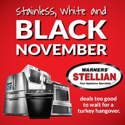 Pre Black Friday appliance sale