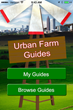 The Urban Farm Releases their Urban Farm Guides App with Inspiring and...