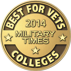 NAU ranked best Arizona college for veteran students