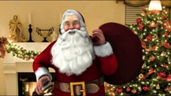 "CINNA Apps (Magical Movie Memories) Releases ""Santa Visits Our House - 2013"" App"