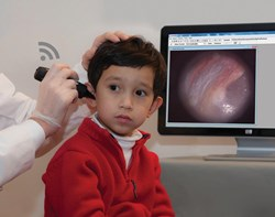 digital otoscope, video otoscope, wireless video otoscope, telemedicine otoscope