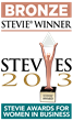 Search Influence Wins Bronze Stevie® Award In 2013 Stevie Awards...