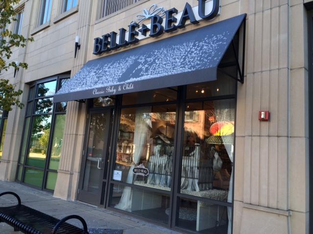 Belle Beau Baby Boutique In Downtown Park Ridge Il