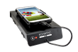 KDC400-Series R2 Sled in Compatible Charging Cradle