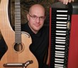 Colorado-based pianist and harp guitarist Brad Hoyt.