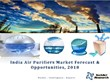 India Air Purifiers Market Revenue Set To Grow at 45% CAGR during...