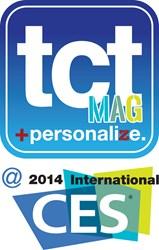 TCT Magazine + Personalize @ CES