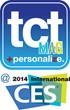 TCT Magazine + Personalize Presents 'Don't Believe the Hype? - 3D Printing Uncovered' at International CES 2014.