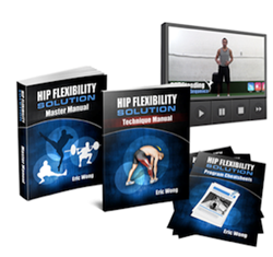 Review of Hip Flexibility Solution by Eric Wong