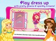 Play dress up with Strawberry Shortcake and her berry best friends