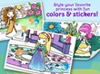Color and create berrytastic masterpieces