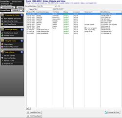 TaxCalibur 1099-MISC Software