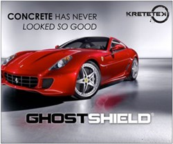GHOSTSHIELD Concrete Sealers