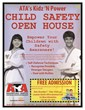 Free Child Safety Community Event Flyer