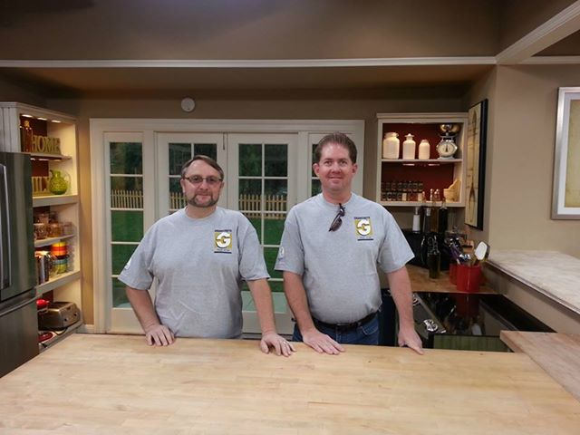Local Home Improvement Business Featured On Hallmark Channel: home renovation channel