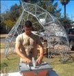 Arcology Now Teardrop Structure Build, Design by Janelle Wilson