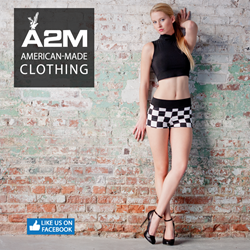 Checkmate Micro-Shorts by A2M USA