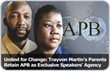 Trayvon Martin's Parents, Sybrina Fulton and Tracy Martin, Retain...