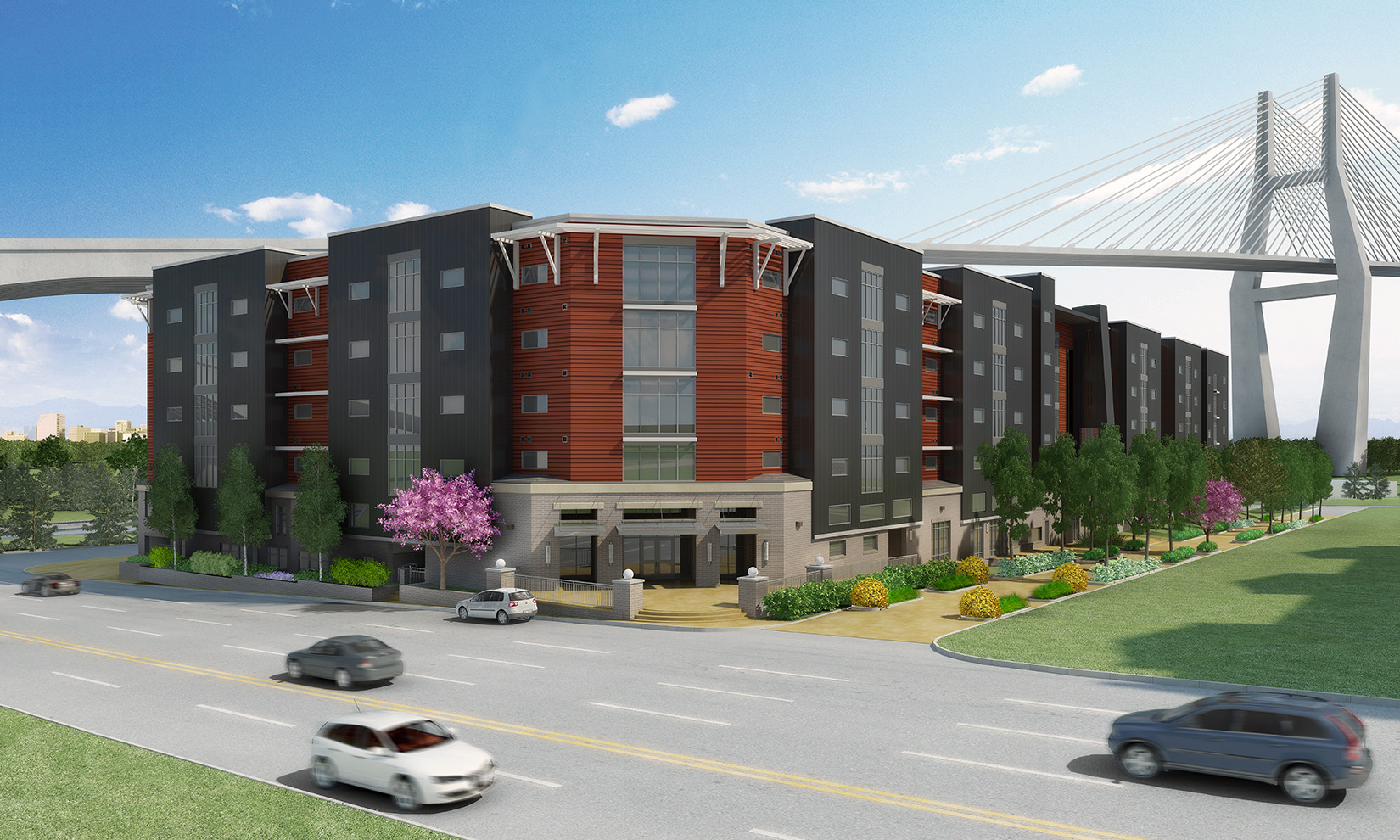 Urban Off Campus Student Housing Development Will Add 446 Beds To Savannah For Scad Students