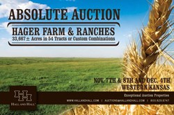 kansas farm auction, kansas ranch auction, kansas land auction