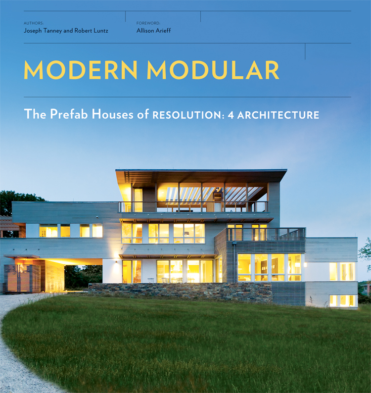 Home Design Business Ideas: RES4 Announces The Release Of MODERN MODULAR: The Prefab