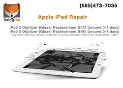 Apple iPad Repair Rochester NY