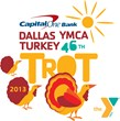 YMCA Dallas Turkey Trot 2013 logo