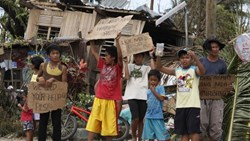Help the Typhoon Victims