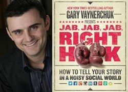 "Resonance announces ""Jab, Jab, Jab, Right Hook"" book giveaway"