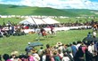 Nagchu Horse Racing Festival is not only an interesting sports meeting, but also a grand cultural event in Tibet.