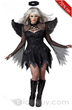 Great Quality Sexy Dark Angel Costume