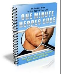 One minute Herpes Cure