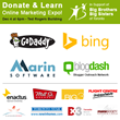 Donate & Learn Expo Sponsors and Corporate Supporters