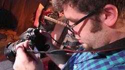 Filmmaker Evan Gardner
