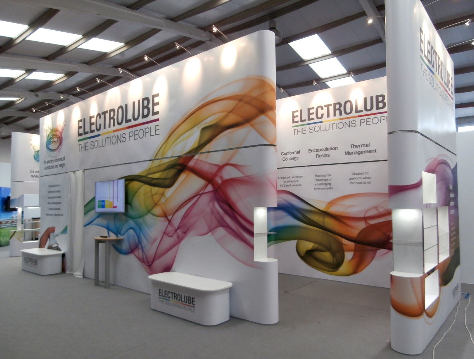 Modular Exhibition Stand Uk : Christmas opening day at quadrant2design; see the uks largest