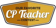Our Favorite Cerebral Palsy Teacher Contest