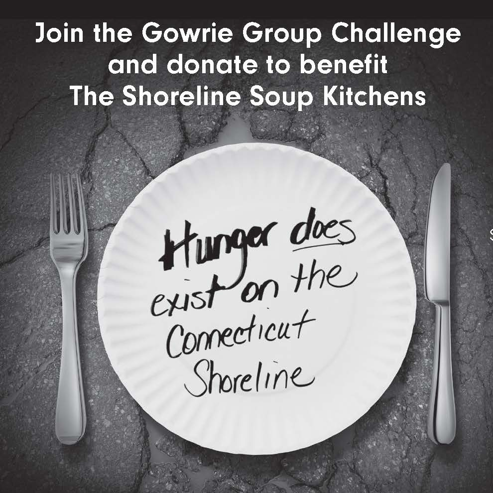 Gowrie Group Raised An Incredible 145 000 To Benefit The Shoreline Soup Kitchens Pantries