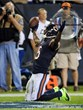 Brandon Marshall Celebrating One of Two Touchdowns Against the NY Giants
